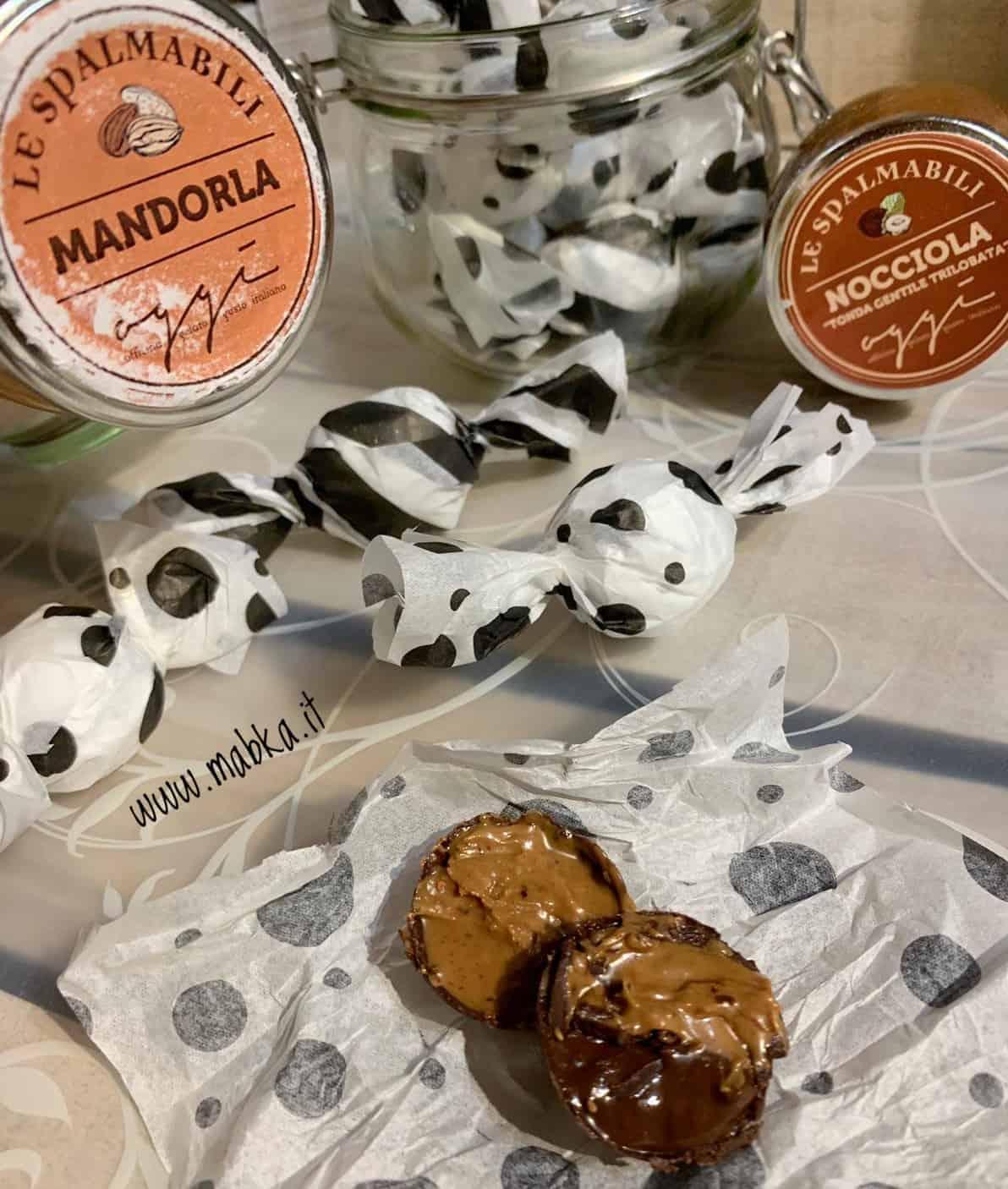 NoccioliAmo, world Nutella Day, senza lattosio, cioccolatini, cremino,