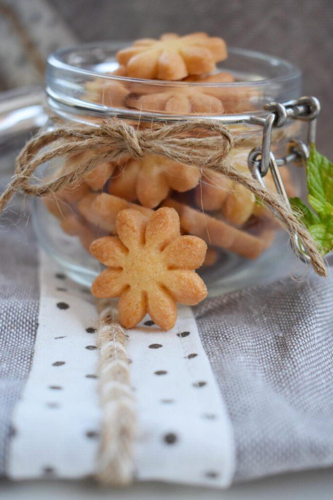 Bergamottini , frollini al bergamotto