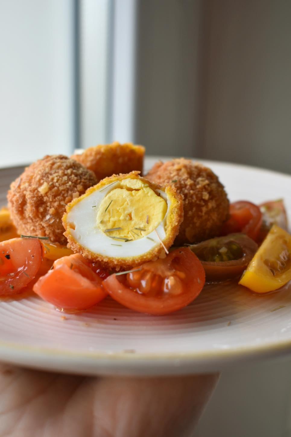uova quaglia fritte