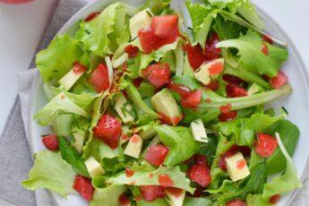 insalata vinaigrette freagole